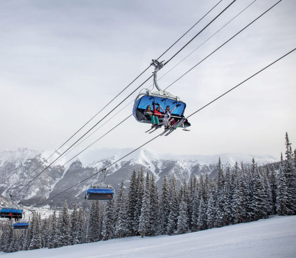 American Flyer at Copper Mountain