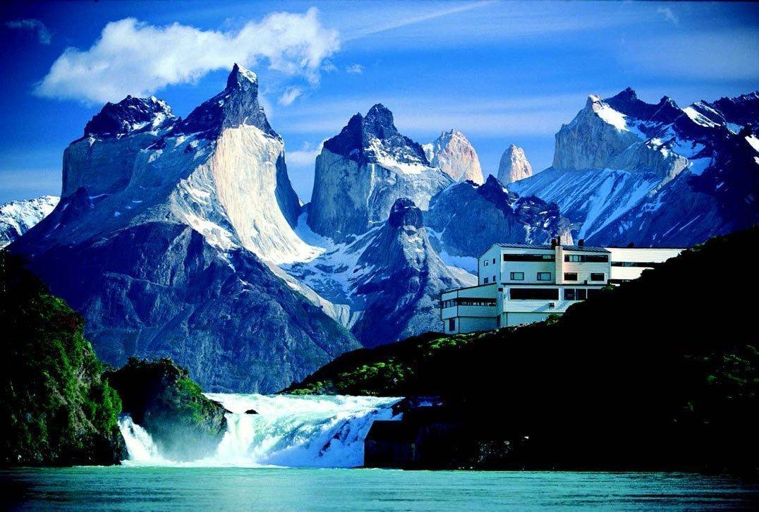 Hotel Explora, Patagonia.