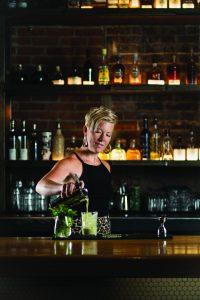 Pony Up Bartender Amanda Houghtaling