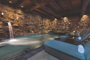 Spa Grotto at Ritz Carlton Bachelor Gulch