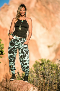Autumn Teneyl clothing made in Colorado